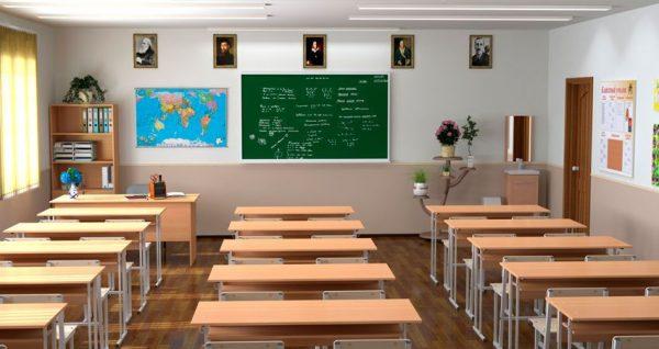 Мебель для госучреждений и учебных заведений
