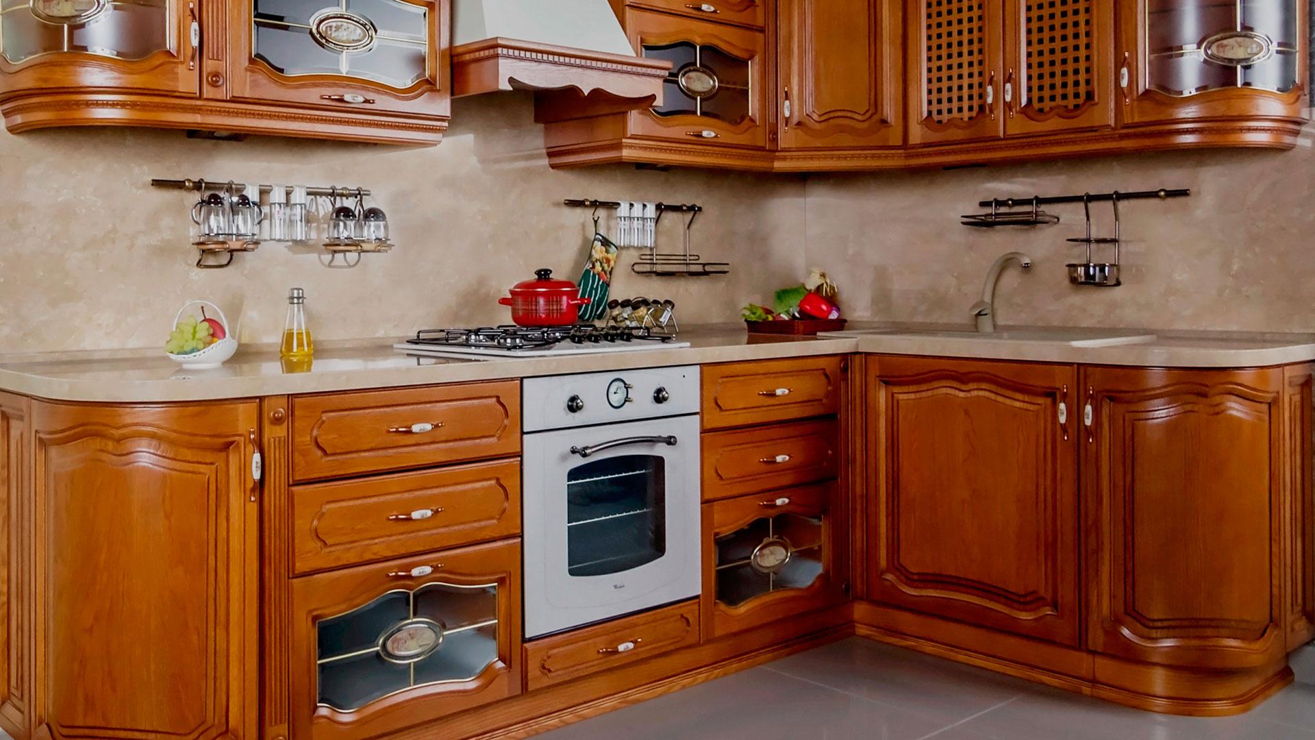 корпусная мебель кухни